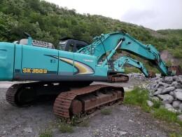KOBELCO Excavators SK350D-8                                                                         2008
