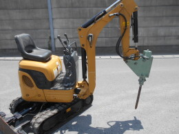 CATERPILLER Mini excavators 008 CR                                                                         2007