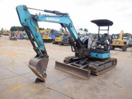 AIRMAN Mini excavators AX40u-6A 2015
