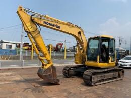 KOMATSU Excavators PC128US-8                                                                         2003