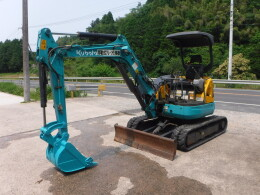 KUBOTA Mini excavators U-30-5                                                                         2008