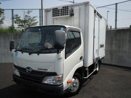 HINO Freezer/Refrigerated trucks TKG-XZU600M                                                                                                                     2014/5
