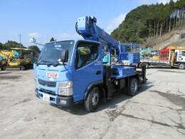 三菱 高所作業車 TKG-FEA80                                                                                                                     2013年11月