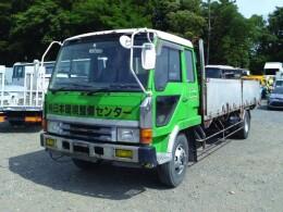 MITSUBISHI FUSO Flatbed trucks U-FK417KK 1991/7
