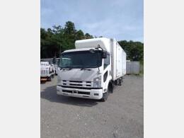 ISUZU Freezer/Refrigerated trucks PKG-FRR90T2 2010/3