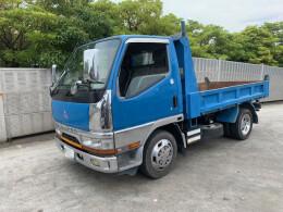MITSUBISHI FUSO Dump trucks U-FE516B 1994/12