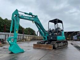 KOBELCO Mini excavators SK45SR-6E 2015