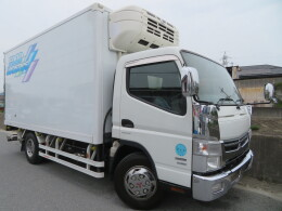 MITSUBISHI FUSO Freezer/Refrigerated trucks TKG-FEB80 2013/10
