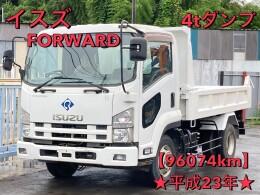 いすゞ ダンプ車 PKG-FRR90S1 2011年8月