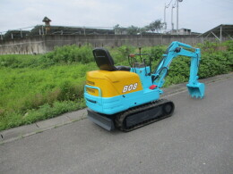 YANMAR Mini excavators B08