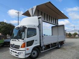 HINO Wing body trucks TKG-FC9JJAA 2013/2