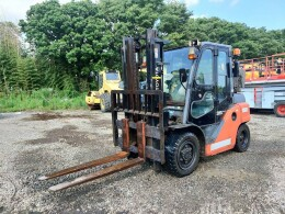 TOYOTA Forklifts 8FD35 2015