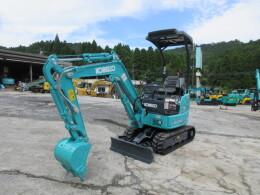 KOBELCO Mini excavators SK17SR-5 2021