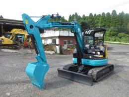CATERPILLAR Mini excavators 050E SR 2016