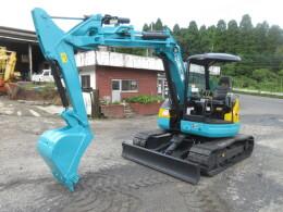 KUBOTA Mini excavators RX-505 2013