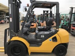 KOMATSU Forklifts FD25T-17 2015