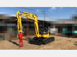 KOMATSU Mini excavators PC35MR-3                                                                         2011