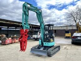KOBELCO Mini excavators SK30UR-6 2018