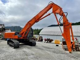 HITACHI Excavators ZX210LCK