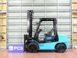 SUMITOMO Forklifts 13FD35PAXI98D 2012