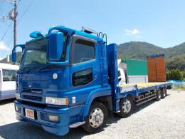 MITSUBISHI FUSO Tractor trailers KL-FS50JVZ 2001/6