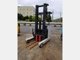 NICHIYU Forklifts FBRMW18-80B-600M 2015