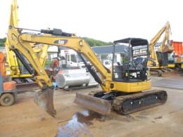 CATERPILLAR Mini excavators 305.5E2 CR 2015