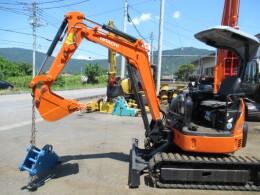 HITACHI Mini excavators ZX20U