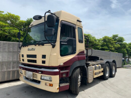 ISUZU Tractors/Trailers PKG-EXY52J8改                                                                                                                     2009/11