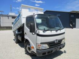 HINO Dump trucks BKG-XZU324T 2011/8