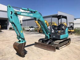 KOBELCO Mini excavators SK55SR-6 2014