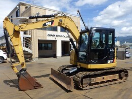 CATERPILLAR Excavators 308E2 CR 2015