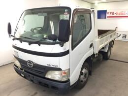 HINO Dump trucks BDG-XZU554T 2007/8