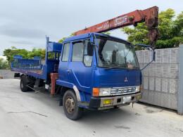 MITSUBISHI FUSO Tractor trailers P-FK417JK                                                                                                                     1988/12