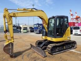 SUMITOMO Excavators SH75X-6A 2018
