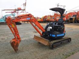 HITACHI Mini excavators ZX20U 2014