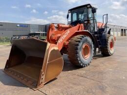 HITACHI Wheel loaders ZW220-5B 2014