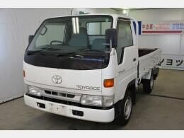 トヨタ 平ボディ GE-YY121 2001年6月