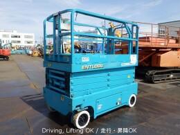 北越工業 高所作業車 ENTL099