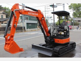 HITACHI Mini excavators ZX30U-5A                                                                         2014