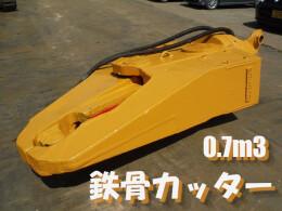 SAKATO Attachments(Construction) Steel shear