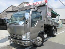 いすゞ ダンプ車 TKG-NJR85AD 2013年7月