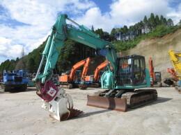 コベルコ建機 油圧ショベル(ユンボ) SK135SR-3 2016年