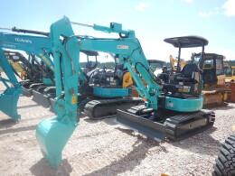 KOBELCO Mini excavators SK30SR-6 2015