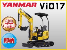 YANMAR Mini excavators ViO17 2021