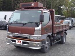 三菱ふそう ダンプ車 KC-FE658C 1998年3月