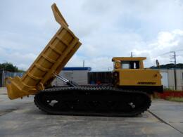 MOROOKA Carrier dumps MST-2000