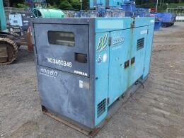 北越工業 発電機 SDG60S 2005年