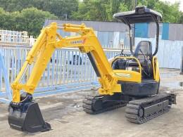YANMAR Mini excavators ViO20-3 2005