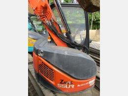 HITACHI Mini excavators ZX55UR-3 2013